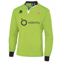 Lincoln City, Away GK Shirt 2017/18 by Errea. Available now from Andreas Carter Sports.