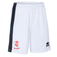 Lincoln City, Kids Away Shorts 2017/18 by Errea. Available now from Andreas Carter Sports.