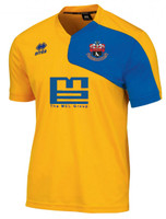 AFC Sudbury, Kids Home Shirt 2017/18 by Errea. Available now from Andreas Carter Sports.