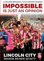LCFC Official, Impossible Is Just An Opinion DVD by LCFC Official. Available now from Andreas Carter Sports.