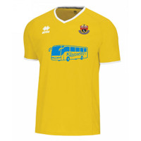 AFC Sudbury Academy, Kids Home Shirt 2017/18 by Errea. Available now from Andreas Carter Sports.