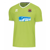 AFC Sudbury Academy, Kids Goalkeeper Shirt 2017/18 by Errea. Available now from Andreas Carter Sports.