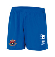 AFC Sudbury Academy, Kids Home Shorts 2017/18 by Errea. Available now from Andreas Carter Sports.