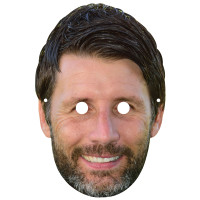 Danny Cowley, Face Mask by ASCAR. Available now from Andreas Carter Sports.