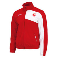 Welling United Tracksuit Top Adult by Errea. Available now from Andreas Carter Sports.