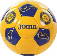 Joma Training Ball (Match) T4 by Joma. Available now from Andreas Carter Sports.