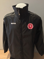 Welling United Basic Rain Jacket Adult by Errea. Available now from Andreas Carter Sports.