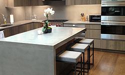 Trueform Concrete, customize your concrete countertop.