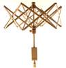 Stanwood Needlecraft - Wooden Umbrella Swift Yarn Winder - Medium, 6 ft