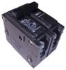 Westinghouse BR225 2 Pole 25 Amp 240VAC Circuit Breaker - Used