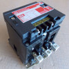 Square D 8903 SP02 3 Pole 60 Amp 120V Coil Lighting Contactor- Used