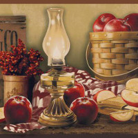Border Book Apple Basket Border KE4914BD by York