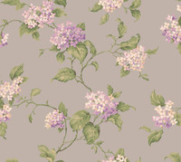 Callaway Cottage Hydrangia Sidewall Wallpaper CT0906 by York