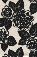 Candice Olson Dimensional Surfaces Flocked Floral Wallpaper CX1304 by York