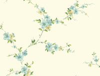 Casabella II Blossom Trail Wallpaper BA4564 by York