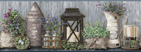 Country Keepsakes Country Floral Trail Wallpaper AC4425 by York