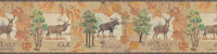 Lake Forest Lodge Barnboards Wallpaper WL5541LM by York