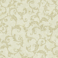 Beige Tonal Scroll