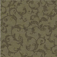Brown Tonal Scroll 292-80509 by Brewster