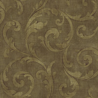 Brown Large Scroll