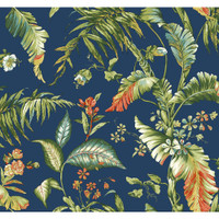 Tropics Woven Mat AT7102 Wallpaper