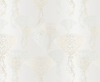 VSN211021-Cream Bouquet  wallpaper