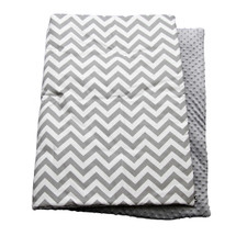 SIMPLY GREY Play Blanket