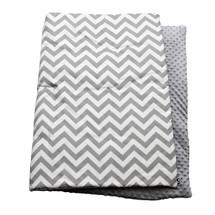 SIMPLY GREY Play Blanket