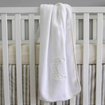 STARLET Baby Blanket Fleecy With Moon