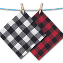 "COZY PLAID SWATCHES -- ""FREE"""
