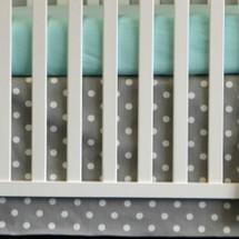 ELEPHANT JOY Crib Skirt
