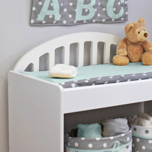 ELEPHANT JOY  Baby Change Pad Cover