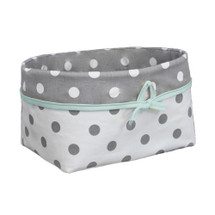 ELEPHANT JOY Lite Soft Nursery Basket