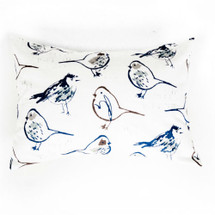 LITTLE BIRD Lumbar Nursery Pillow - Little Bird