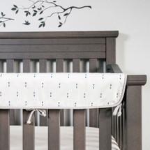 LITTLE BIRD Baby Crib Rail Protector