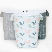 WOODLAND FOX Soft Nursery Hampers