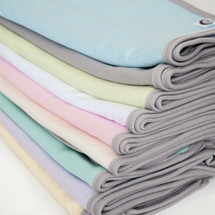 Assorted Baby Blankets - 100% Cotton Jersey