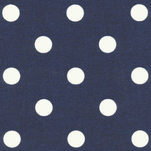 SIMPLY NAVY  Lite Dot Fabric