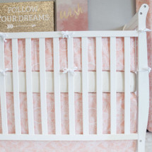 The finishing touch to any crib
