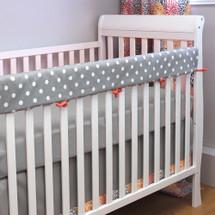 RIO Baby Crib Rail Protector