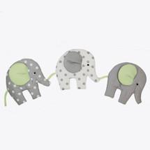 MOXY KIWI Nursery Elephant Parade