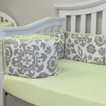 DOVE Baby Crib Bumper Pads