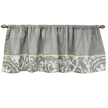 "DOVE 104"" Nursery Panel Valance"
