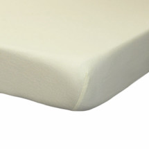 Lifetime FITTED CRIB SHEET Ivory