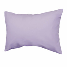 LILAC Knit Lumbar Nursery Pillow