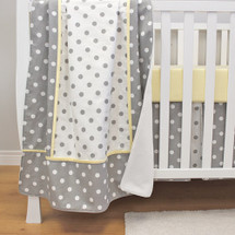 MOXY LEMON Baby Crib Blanket