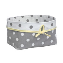 MOXY LEMON Dark Soft Nursery Basket