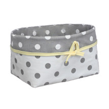 MOXY LEMON Lite Soft Nursery Basket