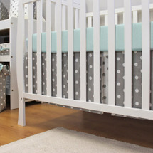 MOXY  Crib Skirt 2093