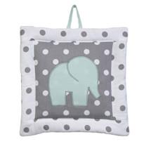 MOXY AQUA Elephant Nursery Wall Art